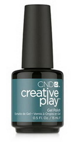 CND Creative Play Gel # 432 Head Over Teal Гель-лак 15 мл