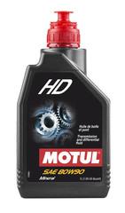 Трансмиссионные масла MOTUL HD 80W90