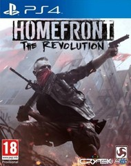 Sony PS4 Homefront: The Revolution. Day One Edition (русская версия)