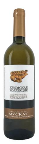 Вино Мускат столовое белое сладкое серии