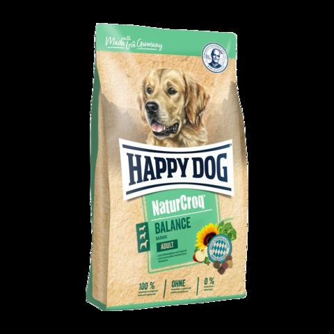 Happy Dog NaturCroq Balance Сухой корм для собак