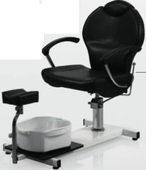 Педикюрное кресло с регулируемым углом наклона спинки 88105