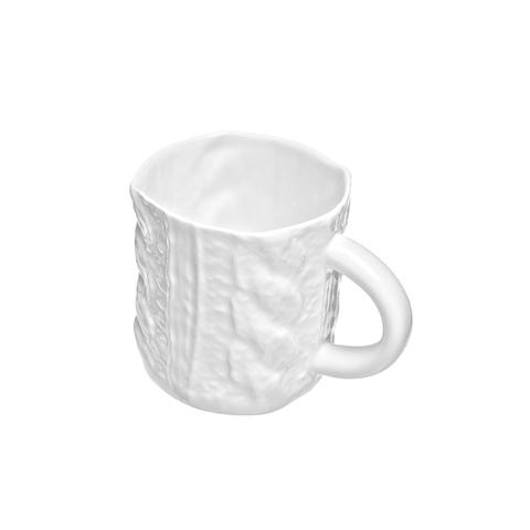 """Чашка для Эспрессо """"ВЯЗАНАЯ"""""""