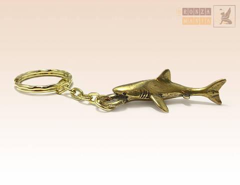 брелок Рыба Акула