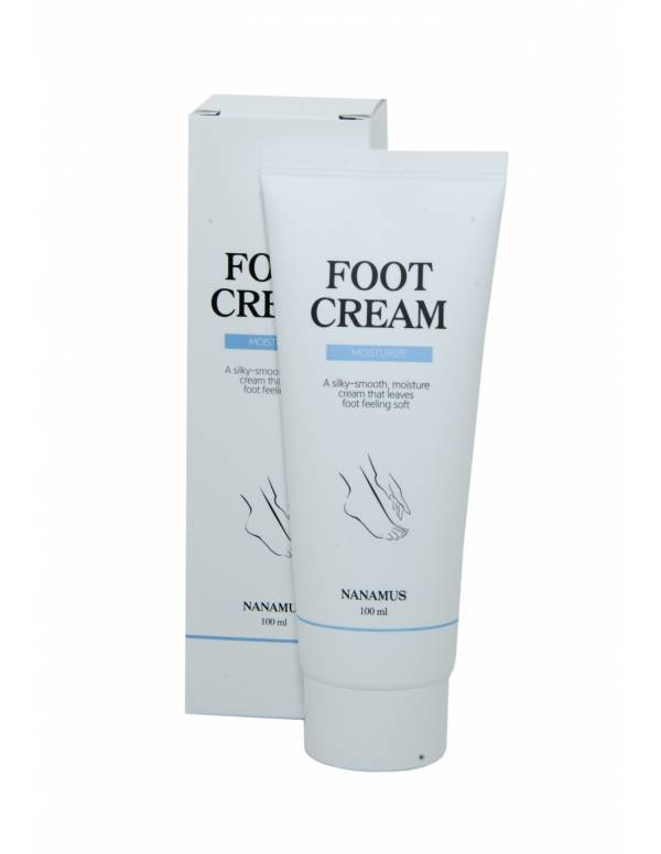 Nanamus Крем для ног Foot cream, 100 мл