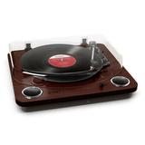 Проигрыватель Винила ION Audio Max LP Dark Wood