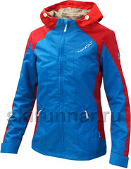 Ветрозащитная мембранная куртка Nordski National женская