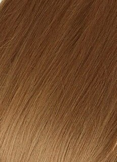 Длина 65 см -Оттенок   7 светло-коричневый золотистый