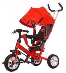 Велосипед Moby Kids Start 10x8 Eva Красный (641044)