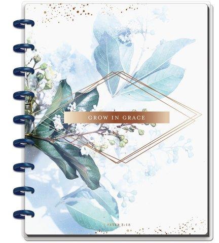 Блокнот в пунктирную линию Classic Happy Notes™ - Faith -  19,5х24,5см