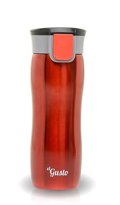 Термокружка El Gusto Corsa (0.47 литра) красная