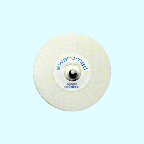 Электрод  ЭКГ 50мм, одноразовый,  REF1019, Swaromed