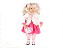 Кукла говорящая интерактивная Настенька (код: T23-D728)