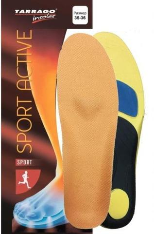 Стельки спортивные анатомические,Tarrago SPORT ACTIVE