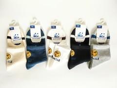 Носки для мальчиков  ( 10  пар) арт.008-4 (р. 33-38 )
