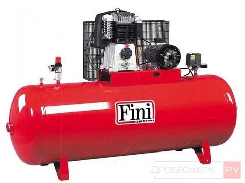 Поршневой компрессор FINI BK 120 500F 10