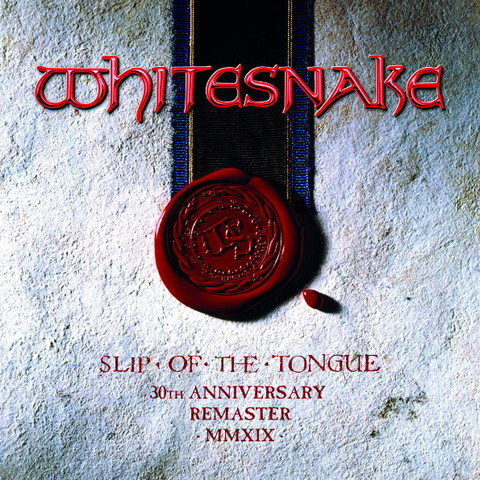 Whitesnake / Slip Of The Tongue (30th Anniversary)(CD)