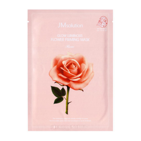 Маска JMsolution Glow Luminous Flower Firming Mask 1шт.