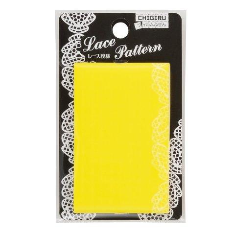 Стикеры Yamato Chiguru Lace Pattern - Lacy Lemon