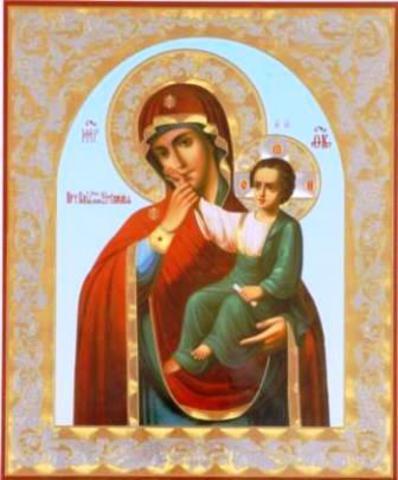 Икона Божией Матери Отрада и Утешение