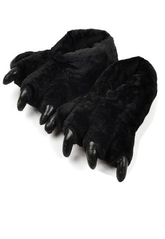 Тапочки Чёрные