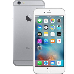 Apple iPhone 6 Plus 128GB Silver - Серебристый