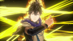 Sony PS4 Black Clover: Quartet Knight (английская версия)