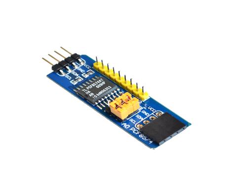 Модуль расширения портов ввода/вывода шины I2C (PCF8574)