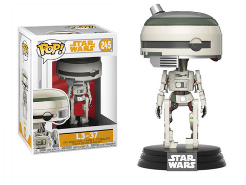 Star Wars L3-37 Funko Pop! Vinyl Figure