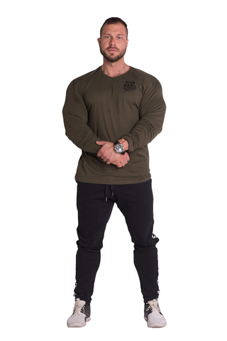 Мужская кофта Nebbia 341 khaki