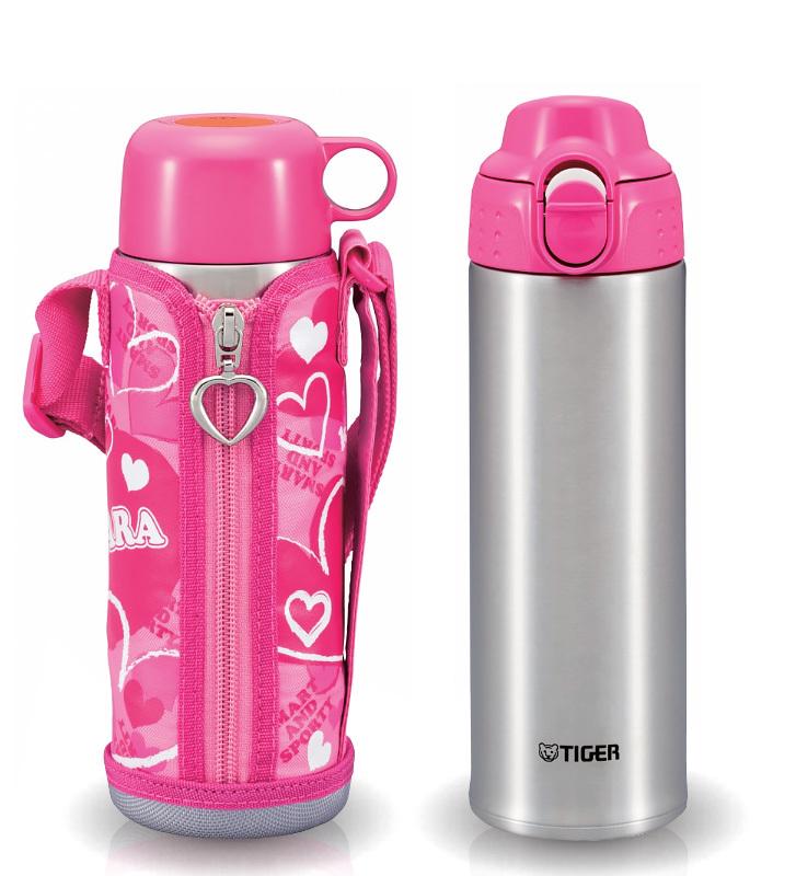 Термос Tiger MBP-A050 (0,5 литра) розовый
