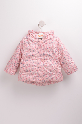 КТ165 Куртка для девочки