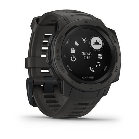 07984d2556dd Ударопрочные спортивные часы Garmin Instinct, Monterra Gray 010-02064-00-  купить по цене 134000.0 в интернет магазине Watch Shop