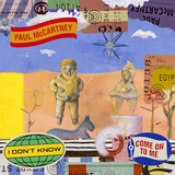 Paul McCartney / I Don't Know, Come On To Me (7' Vinyl Single)