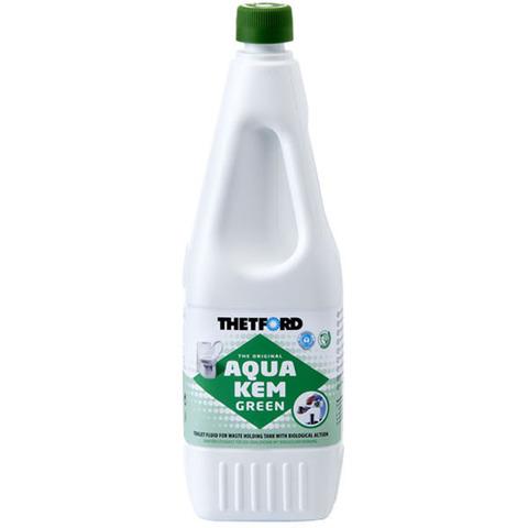 Жидкость Agua Kem Green 1.5л. в интернет-магазине ЯрТехника