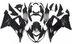 Комплект пластика для мотоцикла Kawasaki ZX-6R 13-15 Чёрный