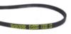 Ремень для стиральной машины Whirlpool (Вирпул) 1232 J4 PV DAYCO 1232мм черный, желтая надпись