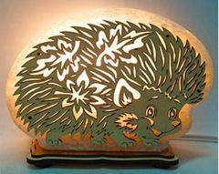 Солевая лампа Ежик 3-4 кг