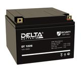Аккумулятор Delta DT 1226 ( 12V 26Ah / 12В 26Ач ) - фотография