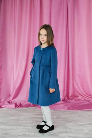 Пальто mamma Mila! (арт.E3 (blue)