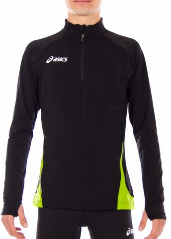 Asics Winter Sweat Javier Рубашка беговая мужская