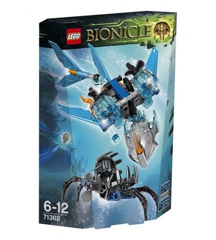 LEGO Bionicle: Акида, тотемное животное воды 71302
