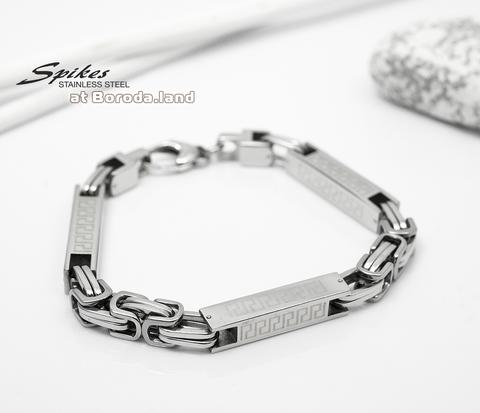 SSBM-0525 Мужской стальной браслет