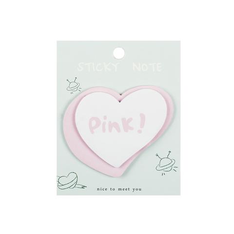 Стикеры Nice Food Pink