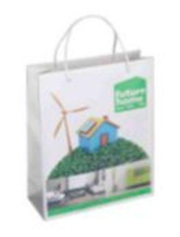 Пластиковый пакет XEROX Create Range Carrier bag - small, 260x323x100mm, 50 листов (полипропиленовый корпус с бумажными вставками) - Xerox 003R98796