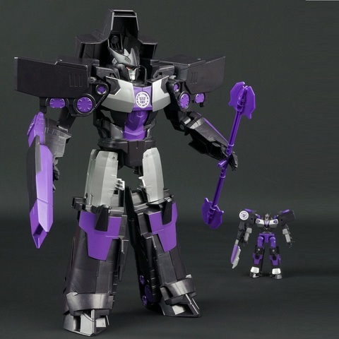 Мегатронус Битва Трансформеров. Роботы под Прикрытием