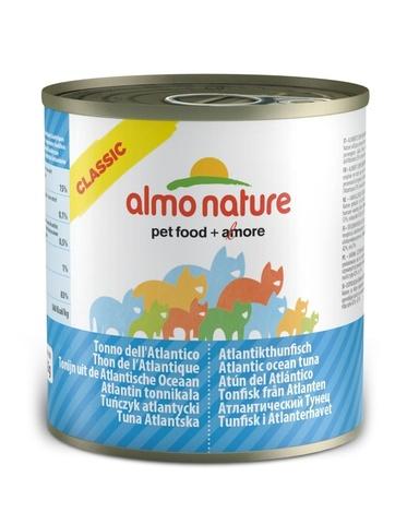 Консервы (банка) Almo Nature Classic Atlantic tuna