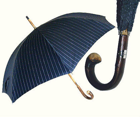 Зонт-трость Pasotti 476-OXFORD 20 Marino Classic Chestnut