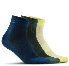 Комплект беговых носков Craft Cool средней высоты - 3 пары