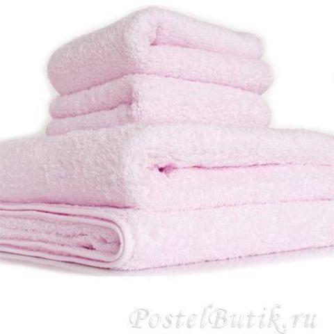 Полотенце 40х75 Abyss & Habidecor Super Pile 501 pinklady
